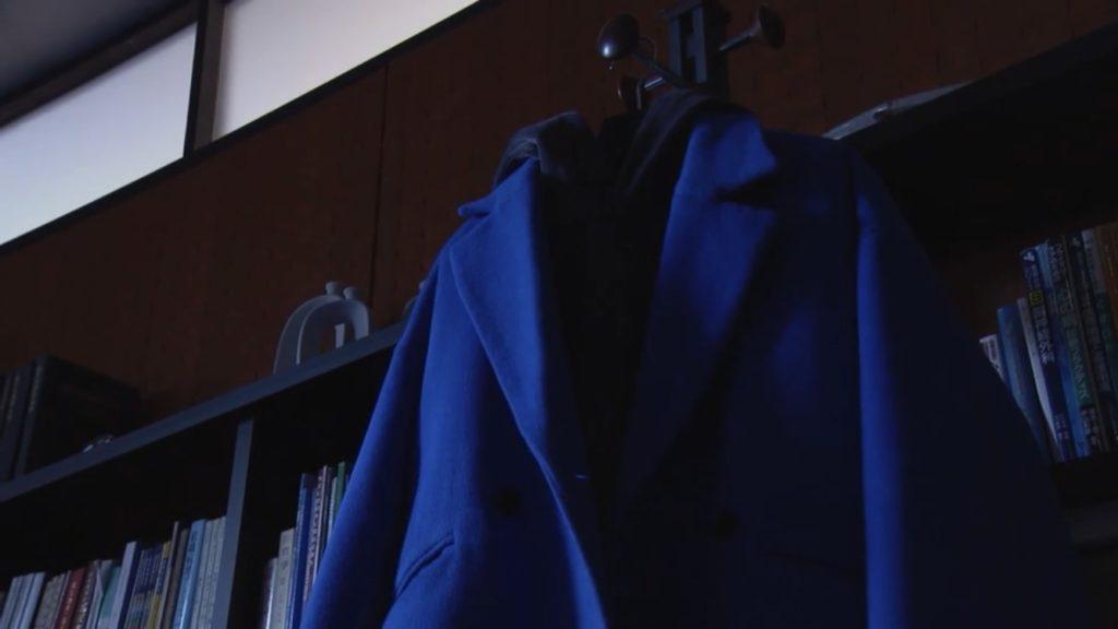 真犯人「青いコートの男」